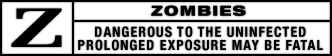Rated Z For Zombies